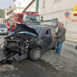 Catanzaro: incidente nel quartiere Santa Maria, due feriti