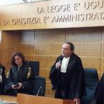Lamezia: cerimonia insediamento di nuovi Magistrati in Tribunale