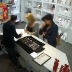 Furti seriali in gioielleria, individuate tre persone