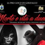 Girifalco: in scena il  dramma musicale sulla passione di Cristo