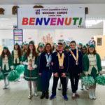 Lamezia: Comprensivo Manzoni-Augruso accoglie atleti Lucky Friends