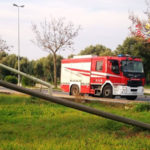 Lamezia: linea Telecom danneggiata, intervengono  vigili fuoco