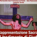 Lamezia: la Passione di Cristo nella Chiesa Matrice di Sambiase