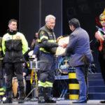 Conferito a Vigili Fuoco premio San Giorgio d'oro Città di Reggio