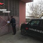 Meccanico abusivo denunciato dai Carabinieri a Miglierina