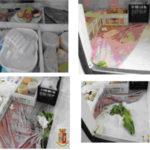 Sicurezza alimentare: Soverato, Polizia sequestra prodotti caseari
