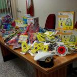 Lamezia: polizia locale sequestra 530 articoli a commerciante cinese