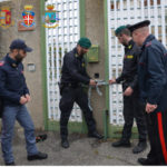 'Ndrangheta: sgomberate due villette occupate da esponenti clan