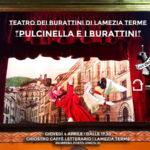 Lamezia: giovedì torna al Chiostro il teatro dei burattini e dei pupi