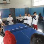 Castrovillari: Tennistavolo scuola, progetto per i diversamente abili