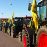 1° Maggio: Coldiretti festa e benedizione trattori a Montalto Uffugo