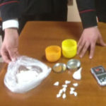 Droga: cocaina nell'uovo di Pasqua, coniugi arrestati nel Cosentino