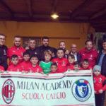 Calcio: Pisani in visita presso la scuola Adelaide Lamezia