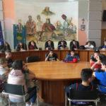 Cosenza: studenti Alberghiero Paola in visita a Palazzo dei Bruzi
