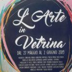 "Lamezia: ""Arte in Vetrina"", mostra itinerante artisti Lametini"