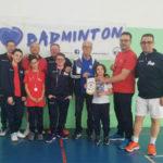 Il Badminton Teams Lamezia alla prima edizione Challenge Scorza