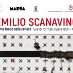 """Al Marca mostra """"Emilio Scanavino. Come fuoco nella cenere"""""""