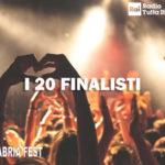 """Musica, selezionati i 20 semifinalisti  """"Calabria Fest tutta italiana"""""""