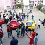 Corigliano-Rossano: pit stop Ferrari al green-Falcone e Borsellino