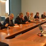 International Space: meeting organizzativo Università Mediterranea