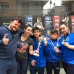 Fipe: qualificazioni campionati italiani esordienti U15