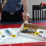 Arma e droga, un arresto dei Carabinieri a Soverato