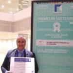 Forum PA 2019: l'Asp di Catanzaro premiata grazie a Giuseppe Romano