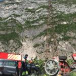 Incidenti lavoro: muore 31enne agricoltore sbalzato dal trattore