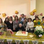 Cortale: Buon compleanno Vincenzina! 100 di questi giorni