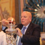 Paola: presidente Oliverio accende Lampada votiva a San Francesco