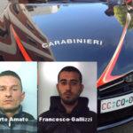 Due arresti per evasione dai domiciliari nel Reggino
