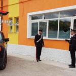 Elezioni: atto vandalico contro seggio elettorale nel Vibonese