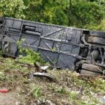 Bus ribaltato: autista indagato per omicidio stradale