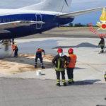 Aeroporto Lamezia Terme, carburante in pista scatta allarme
