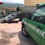 Sequestrata officina abusiva nel Cosentino, due denunce