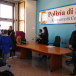 Cosenza: premiati alunni a scuola con il commissario Mascherpa