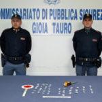 Sicurezza: controlli Polizia di Stato tre arresti nel reggino