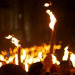 Religione: Catanzaro, fiaccolata nel segno del dialogo ecumenico