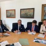 Catanzaro: museo del mare firmata a Genova convenzione con il Muma