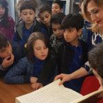 Girifalco: ricevuti in Comune gli alunni delle classi IV scuola primaria
