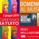 Reggio: Festa della Repubblica, ingresso gratuito al MArRC