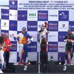 Automobilismo: il cosentino Iaquinta vince gara due a Misano
