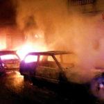 Vibo Valentia: nove auto incendiate, nessuna ipotesi esclusa
