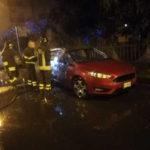 Intimidazioni: incendiata auto segretario comunale Crotone