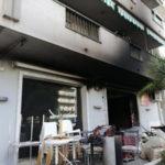 Reggio Calabria: bar incendiato per la seconda volta in due mesi