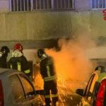 Incendio in magazzino a Cosenza, fiamme domate da Vigili del Fuoco