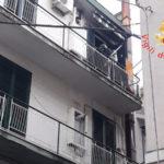 Lamezia: incendio in un appartamento in Via Carlo Ardito