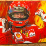 Al Motorshow 2Mari le immagini inedite di Michael Schumacher