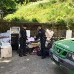 Rifiuti: area di stoccaggio sequestrata a San Martino di Finita