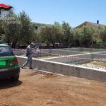 Lamezia: posti sotto sequestro dai carabinieri due immobili abusivi